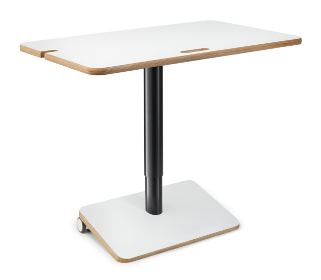 Small Gas Spring sit-stand desk - Ongo Spark
