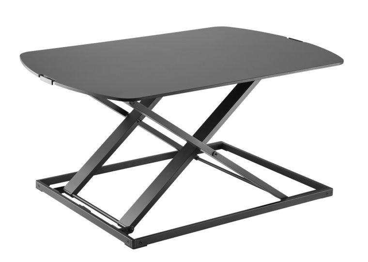 DEMO - Gas Spring Sit-Stand Desk Converter - Ultra Slim