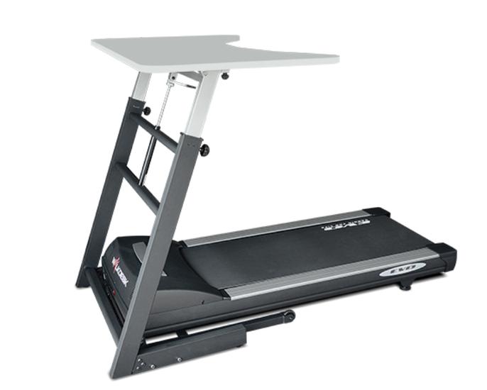 Treadmill with Gasspring Standing Desk - Walkdesk™ WTB600