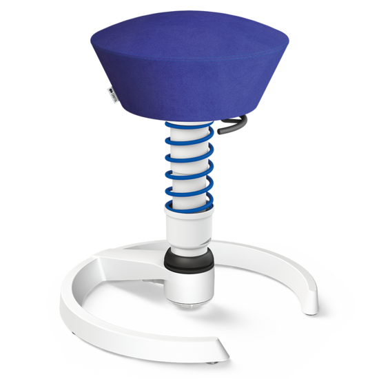 Sit-Stand Chair - Aeris Swopper Comfort (Microfibre)