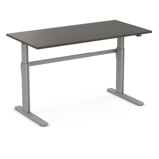 Electric Sit-Stand Desk - AluForce 150