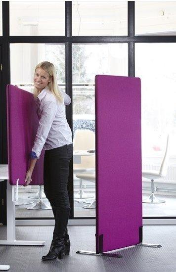 Split screen - Acoustic screen for table or floor