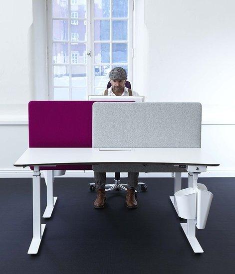 Table screen - Slide acoustic