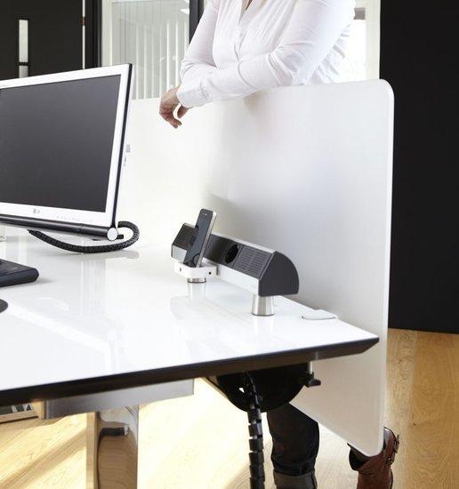 Table screen - Plexiglass