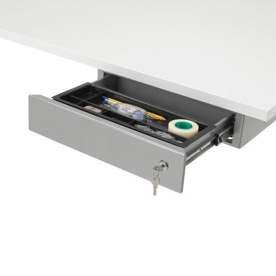 Pen drawer Lockable U-profile