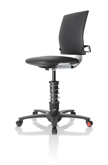 Active Office Chair - 3Dee Premium Leather