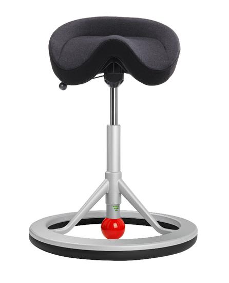 Ergonomic Sit-Stand Saddle stool - Back App 2.0
