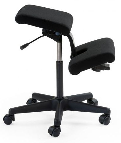 Knee chair with wheels - Varier Wing