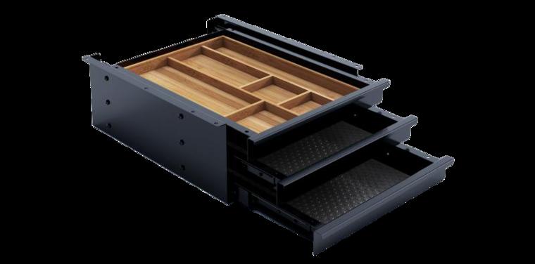 Pen drawers - 3 drawers