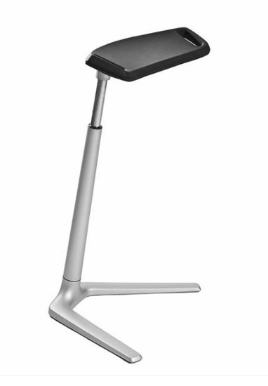 Sit-Stand Leaning Stool  - Fin Pur
