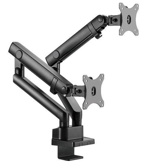 EasyLift Monitor arm Gas spring - Double