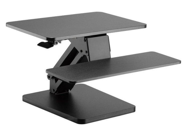 Gas Spring Sit-Stand Desk Converter - Updesk One Gasspring