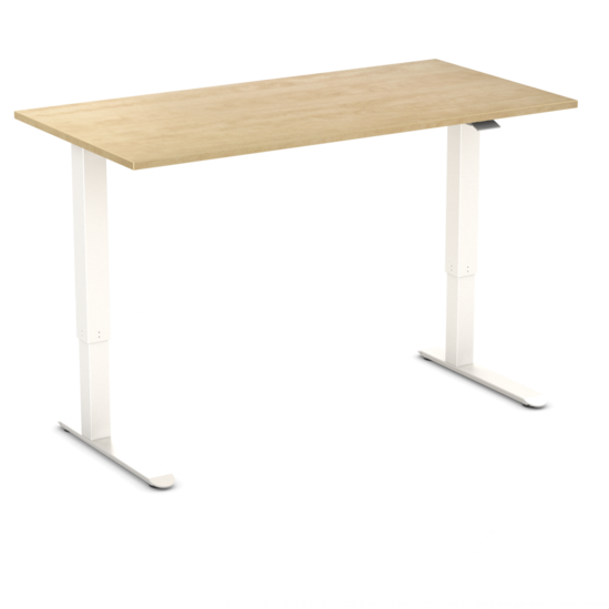 Gasspring Sit-Stand Desk - UpDesk Air