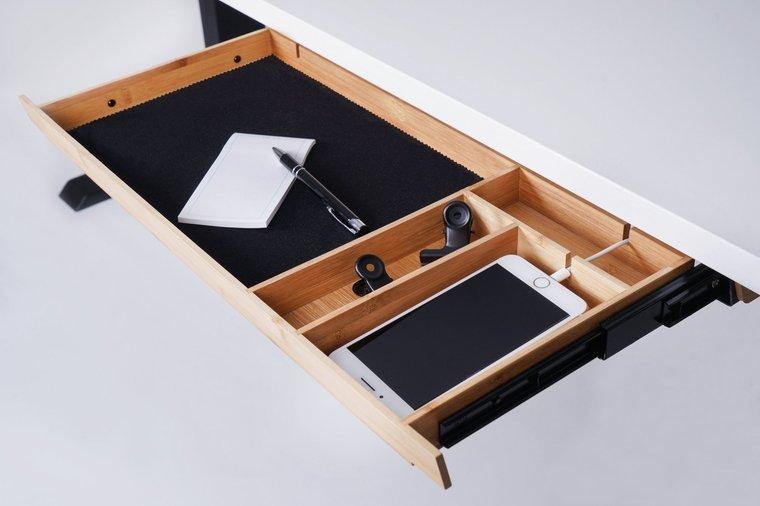 Pen drawer 55 x 24 cm  - Bamboo