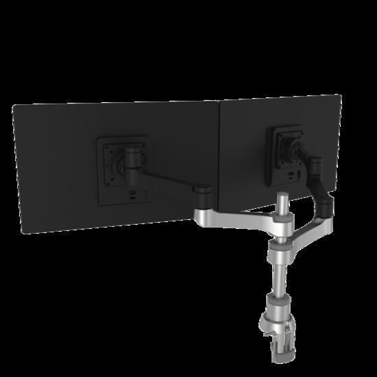 R-Go Zepher Monitor arm - Double