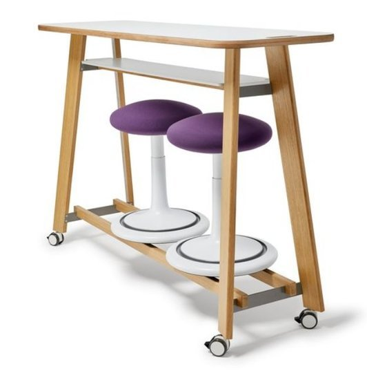Stand conference table - Ongo Meet