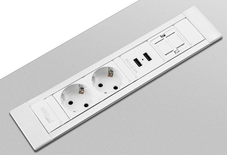Built-in unit - Power Desk Insert