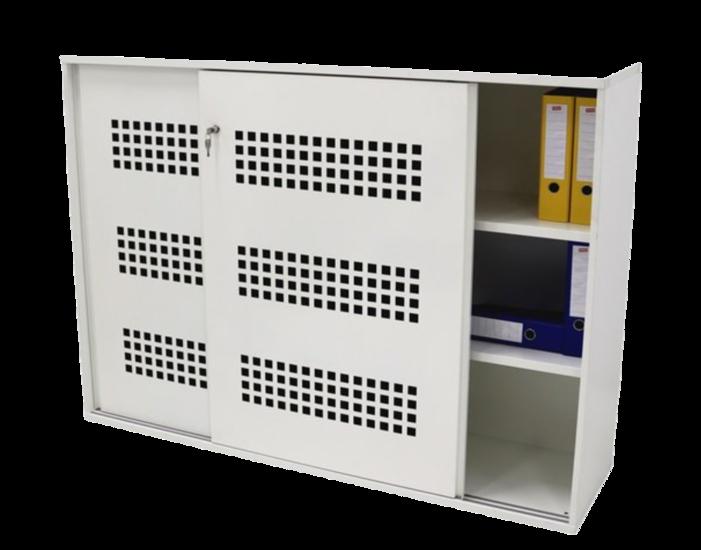 Sliding-door cabinet