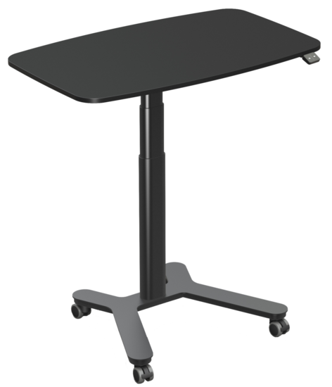 Small Electric Battery Sit-Stand Desk - FlexiDesk