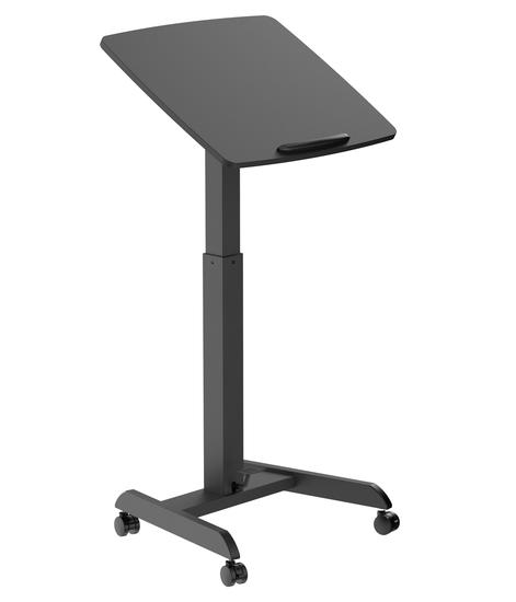 Small Gasspring Sit-Stand Desk - MobiSpot