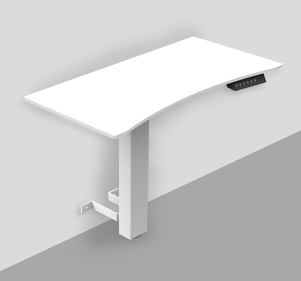 Electric Sit-Stand Table - WallDesk