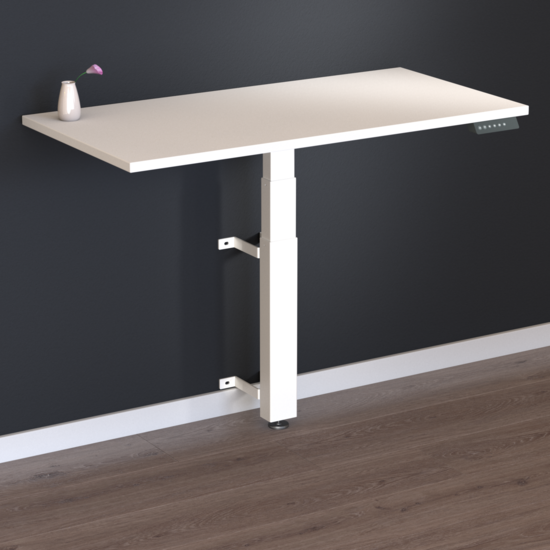 NEW - Electric Sit-Stand Table - WallDesk