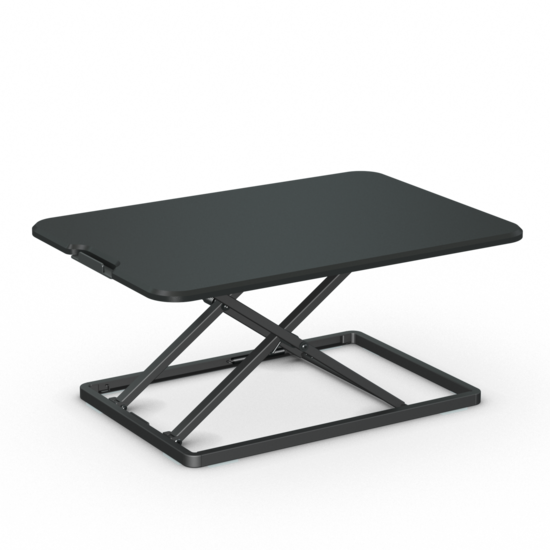 DEMO - Sit-stand Desk Converter - Ultra Slim Mini Desk