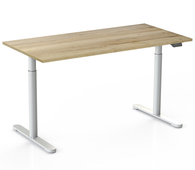 NEW - Electric Sit-Stand Desk SteelForce 770