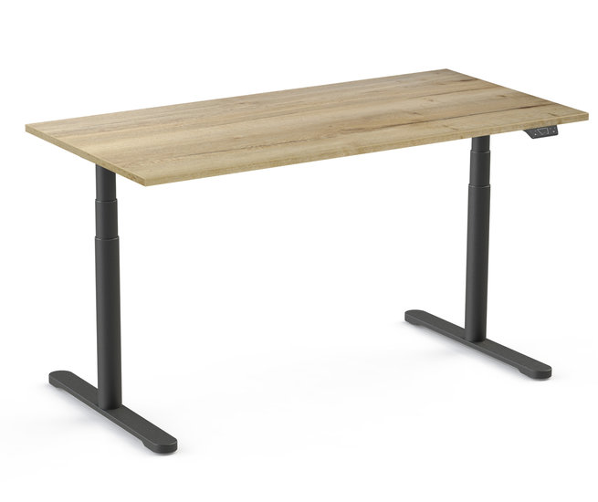 NEW - Electric Sit-Stand Desk SteelForce 870