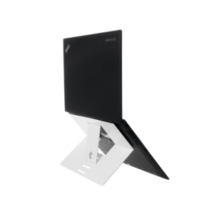 R-Go Riser Attachable Laptopstandaard | Ergonomisch werken | Accessoires voor je werkplek | Worktrainer.nl