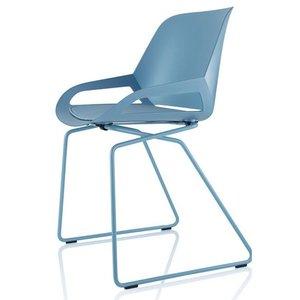 Numo design stoel   actief meubilair   numo met slede   worktrainer.nl   worktrainer.com