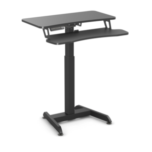 DEMO - Small Electric Sit-Stand Desk - Updesk High