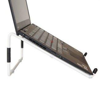 Ergo R-Go Steel Travel Laptopstandaard   Worktrainer.nl