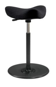 zadelkruk Varier Move Balansstoel| balanskruk | wissel staan en zitten achter je bureau af | Worktrainer.nl
