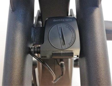 Deskbike - Speed and Cadence sensor