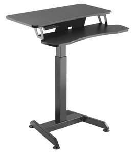 Updesk High Zwart