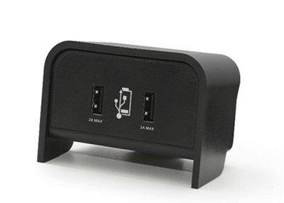 Chip on desk zwart   accessoires voor je werkplek bezoek Worktrainer.nl